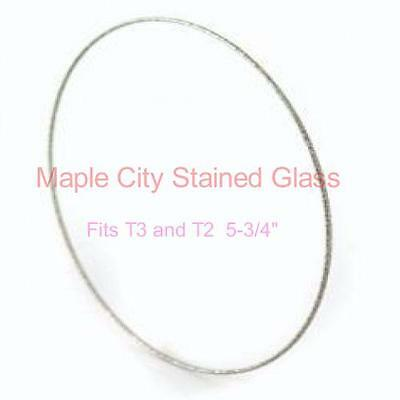Stained Glass Supplies (3)  Replacement Blades for Gemini Taurus 3 ring saw NEW