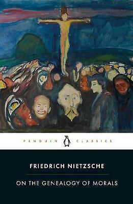 On the Genealogy of Morals by Friedrich Nietzsche (English) Paperback Book