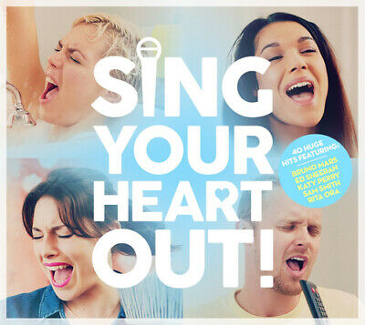 Various Artists : Sing Your Heart Out CD 2 discs (2015) FREE Shipping, Save £s