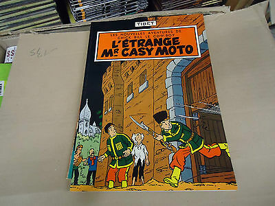 Rare Chic Bill Etrange Mr Casy Moto  Distri Bd Archives
