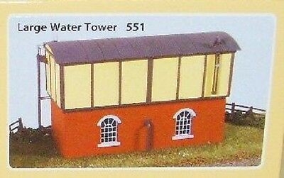 Ratio 551 Large Water Tower - Plastic Kit (00)