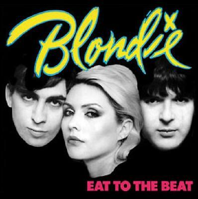 Blondie Photo Quality Magnet: Eat To The Beat