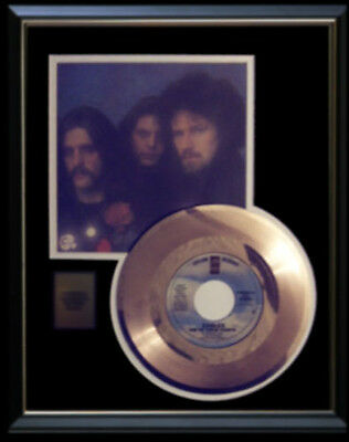 Eagles One Of These Nights Gold Record Rare Disc 45  Frame Glenn Frey Don Henley