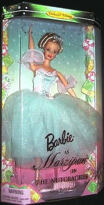 Barbie as Marzipan in the Nutcracker Doll (Classic Ballet Series)