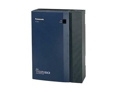 Refurbished Panasonic KX-TDA50 4x4 Key Service Unit with Power Supply
