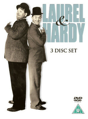Laurel and Hardy: Collection DVD (2010) Stan Laurel