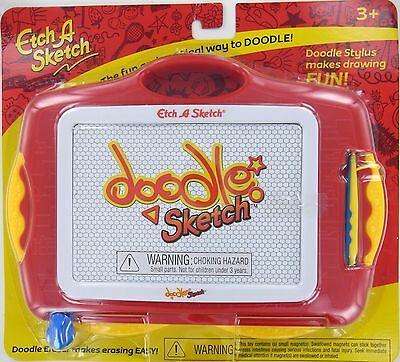Travel DOODLE SKETCH Magnetic Drawing Toy Ohio Art 66100 Plastic Creative NEW