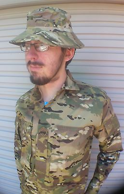OZZIE MULTICAM SHIRTS - NEW MADE ** S to 5XL** COMBAT MILITARY & CADETS ARMY