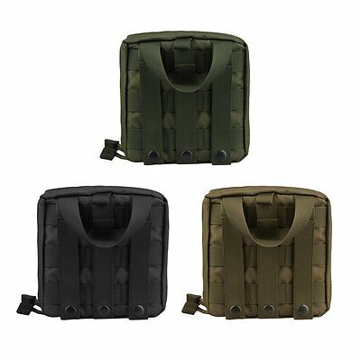 Outdoor Tactical Sports Camping Waist Pack Belt Bag Pouch Bag Travel Hip Purse