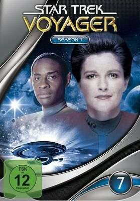 7 DVDs *  STAR TREK - VOYAGER - Komplett Season / Staffel 7 - MB  # NEU OVP +