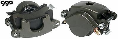 "Mustang Ii 2 Loaded Calipers For 11"" Rotors Big 2-3/4 Bore Pistons"