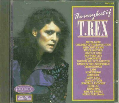 The Very Best of T.Rex CD Value Guaranteed from eBay's biggest seller!