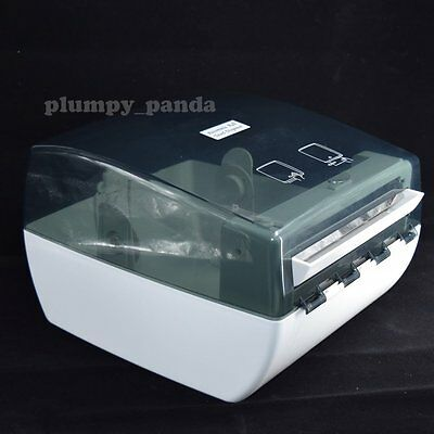 Automatic Roll Towel Dispenser Wall Mounted Hand Paper Touch Free Handsfree