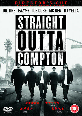 Straight Outta Compton - Director's Cut DVD (2016) Corey Hawkins, Gray (DIR)