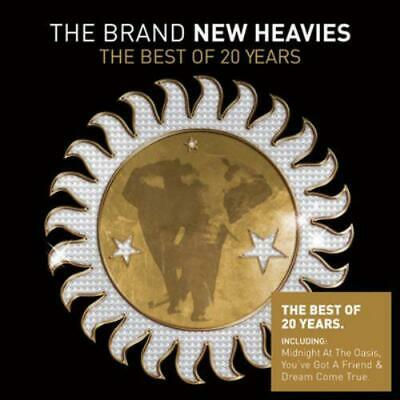 The Brand New Heavies : The Best of 20 Years CD (2011)