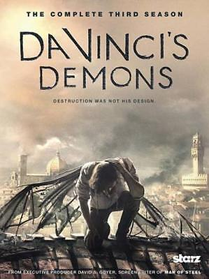 Da Vinci's Demons: Season 3 New Dvd