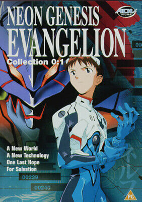 Neon Genesis Evangelion: Collection 0.1 - Episodes 1-4 DVD (2003) Hideaki Anno
