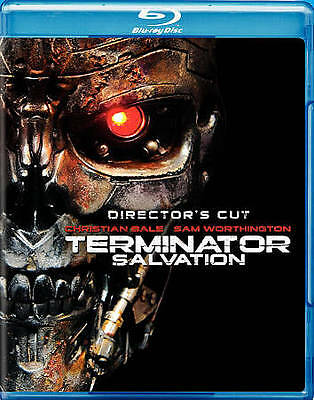 Terminator Salvation (Two-Disc Directors Blu-ray