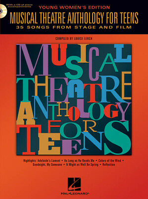 Musical Theatre For Teens Young Womens Vocal Song Book