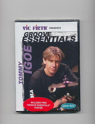Tommy Igoe - Groove Essentials - Drum Lesson Drums Dvd