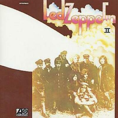 Led Zeppelin : Led Zeppelin II CD (1997)