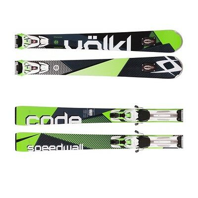 Völkl Herren All Mountain Carver Ski rMotion 12.0 D Code Code SW L UVO