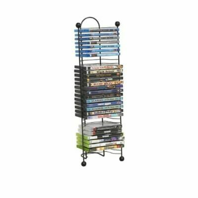 Atlantic Nestable 32-DVD Media Storage Rack