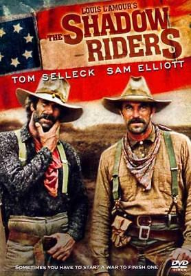 The Shadow Riders Used - Very Good Dvd