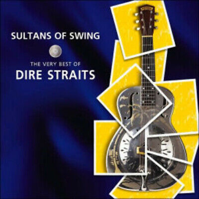 Dire Straits : Sultans of Swing - Very Best of CD