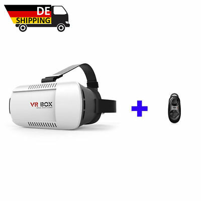 "Google Virtual Reality VR Box 3D Brille +Bluetooth GamePad?¨²4.7""~6"" Smartphone"