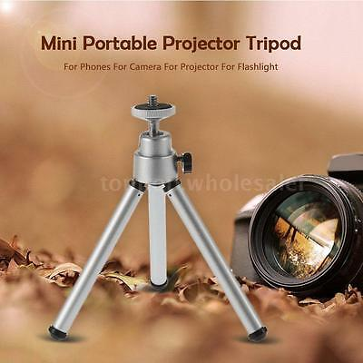Portable Extendable Tripod Stand Selfie Stick For Mini Projector Smartphone I1C0