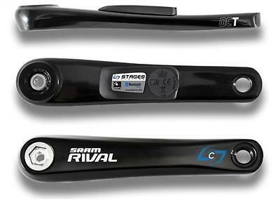 SRAM Stages Power Meter - Rival GXP 180mm
