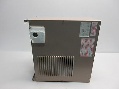 Ebco Dp5P-1 Size 15 Drinking Water  Cooler Chiller 1/5Hp 115V-Ac 24Lra D519648