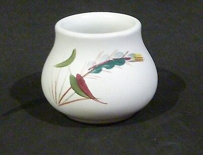 Bourne Denby GREEN WHEAT  SMALL MUSTARD POT,5.5 cm high, NO LID