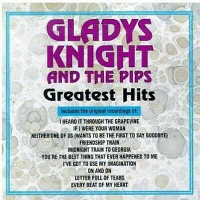 Gladys Knight & Pips : Gladys Knight & The Pips - Greatest Hits CD