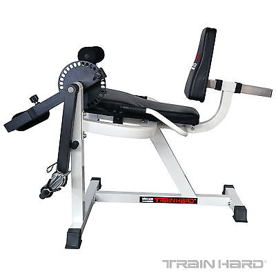 TrainHard Profi Beinbeuger Beinstrecker Kraftstation Beintrainer Schenkeltrainer