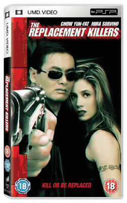The Replacement Killers DVD (2006) Chow Yun-Fat, Fuqua (DIR) cert 18 Great Value
