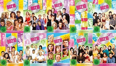 Dvd Set * Beverly Hills 90210 - Season / Staffel 1 - 10  Kompl. Serie # Neu Ovp+