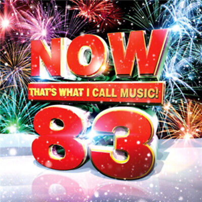 Various Artists : Now That's What I Call Music! 83 CD 2 discs (2012) Great Value