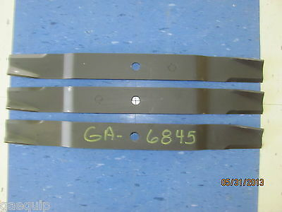 5Bp0006845 3 Blades Gm2072 Gm2072R Frontier John Deere Finishing Mower 0006845