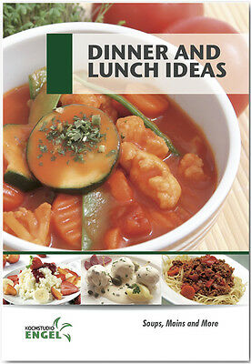 DINNER AND LUNCH IDEAS for Thermomix TM5 TM31 Kochstudio-Engel NEW in English
