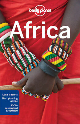 EAST Africa LONELY PLANET TRAVEL GUIDE - EAST AFRICA