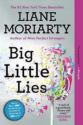 Big Little Lies by Liane Moriarty (English) Paperback Book Free Shipping!