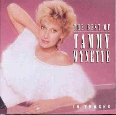 The Best Of Tammy Wynette -  CD MXVG The Fast Free Shipping