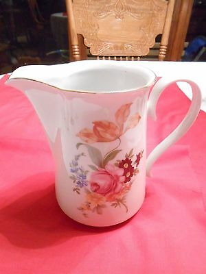 Beautiful Collectible RARE Vintage GERMAN DEMOCRATIC REPUBLIC Pitcher