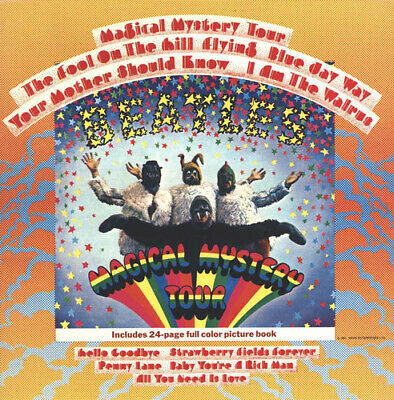 The Beatles : Magical Mystery Tour CD (1987)
