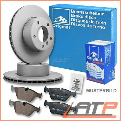 Ate Brake Disc+Pads Front Vented Ventilated Ø276 Mini R50 R52 R53 Cooper S One D