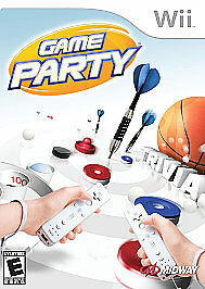 Nintendo Wii : Game Party VideoGames
