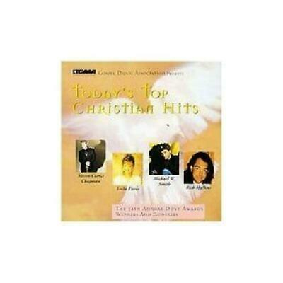 TODAY'S TOP CHRISTIAN Hits: Dove Award Top Ten Songs of the Year (CD