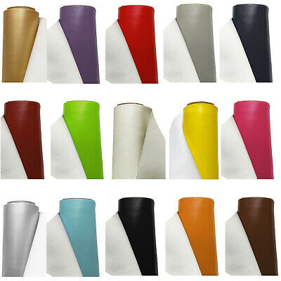 FAUX LEATHER Fabric Leatherette Material Leathercloth Clothing Upholstery